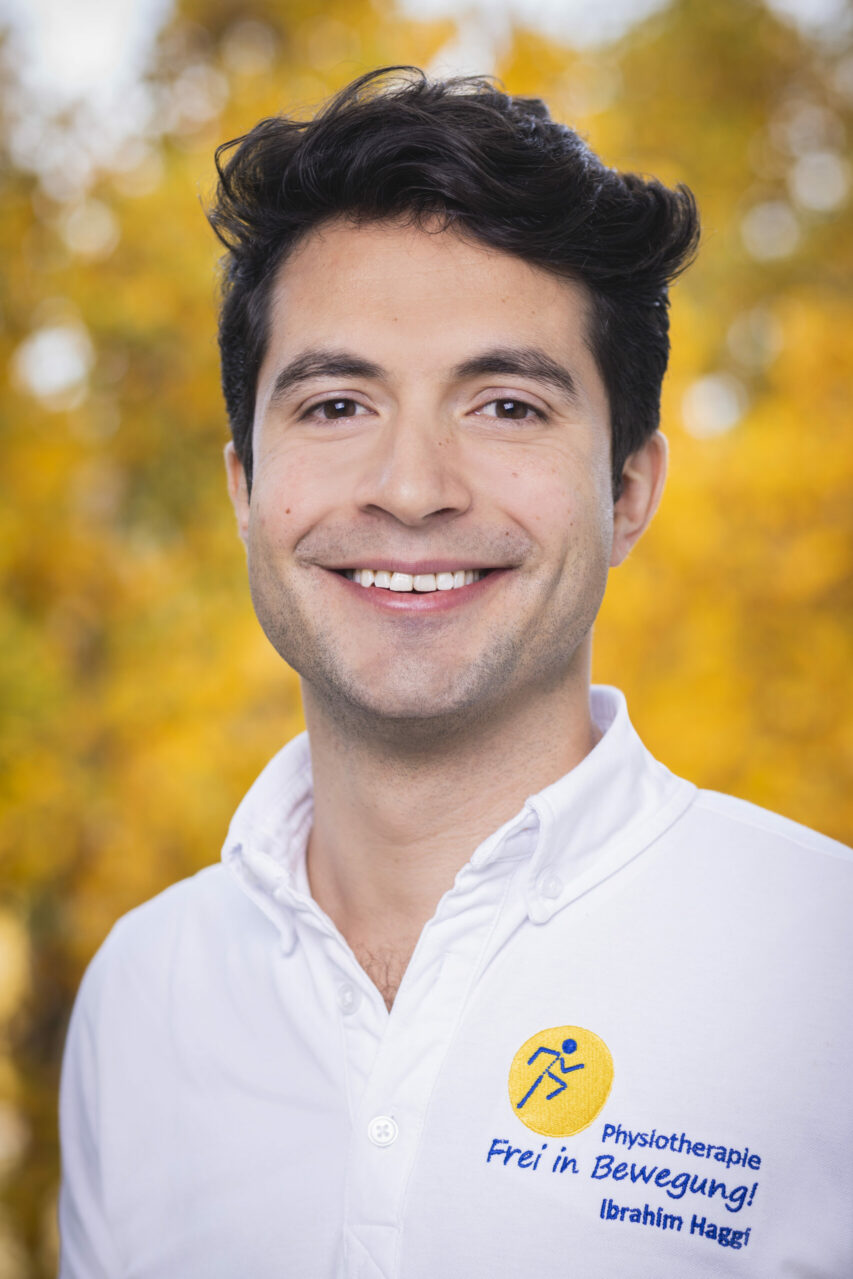 Physiotherapeut Ibrahim Haggi